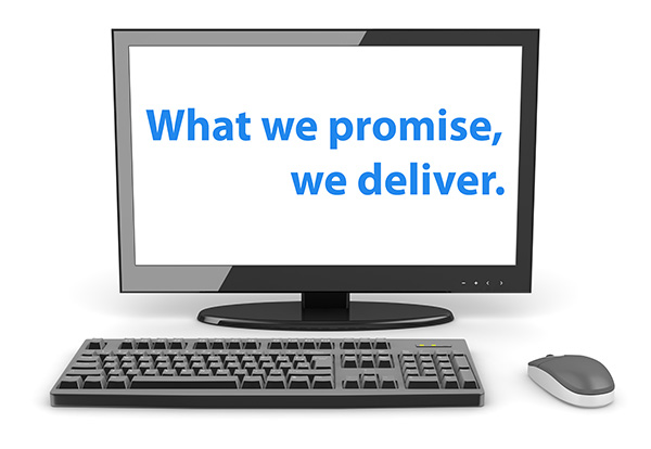 Cygna - What we promise, we deliver